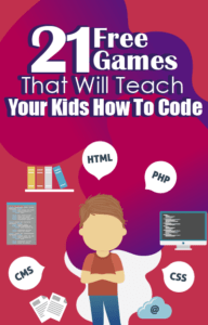 Teach Your Kids How To Code