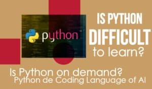 Is Python Difficult To LearnIs Python Difficult To Learn