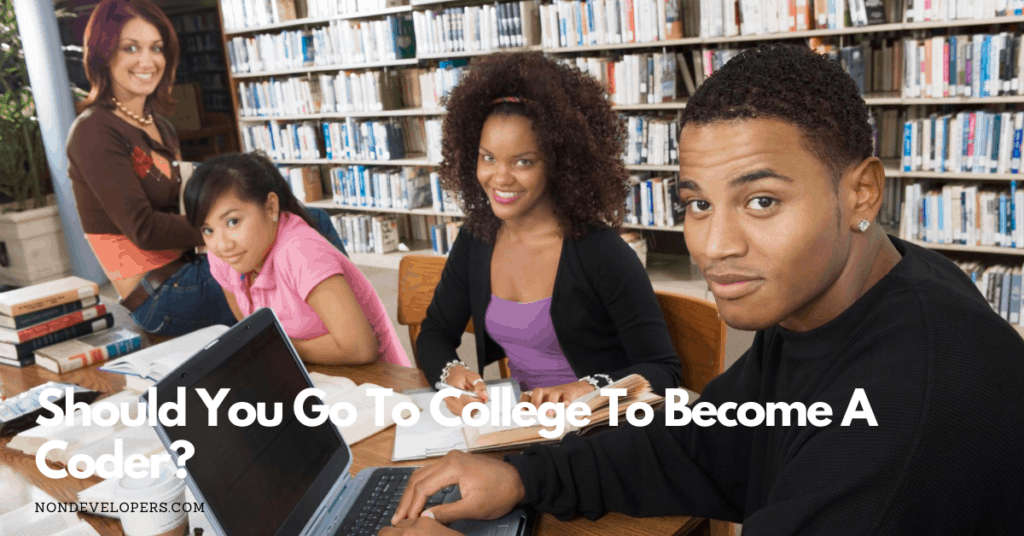 Should You Go To College To Become A Coder
